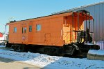 Milwaukee caboose 992091