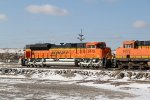 BNSF 8473 Brand new Ace.