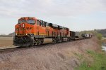 BNSF 6963 Leads a Eastbound freight up the Hannibal Sub.
