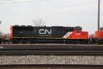 CN 5465 Ex Oakway 60.
