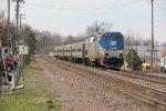 AMTK 61 Blow's east down the Jeff city Sub.
