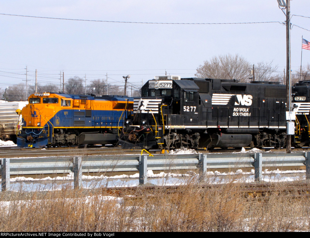 NS 1071 and 5277