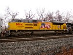 SD70AH UP 8864