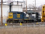 CSX 4294 and 5223