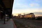 CSX Q161 in Ridgefield Park