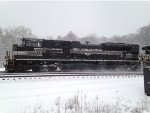 New York Central in snow