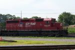 CP Rail 6047 head east
