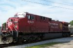 CP 8631 waits for signal