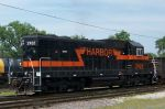Indiana Harbor Belt 2922 heads west