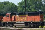BNSF GP60 in Heritage II pain