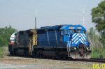 CEFX leaser leads high and wide on CSX