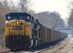 CSX Train U305