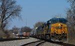 CSX Trailer Train L031