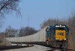 CSX Train S705