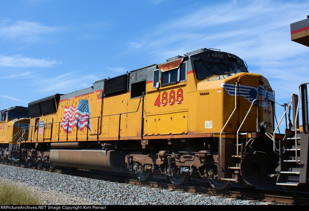 UP 4888