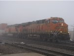 BNSF 6560