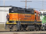 BNSF 2666
