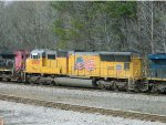 UP 4808 (SD70M)