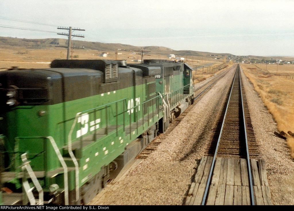 BN 8019 West