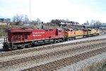 CP 8797, BNSF 4886 & UP 9378