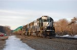 Norfolk Southern 098 Export Move