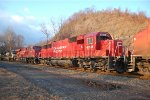 Canadian Pacific SD60 6231