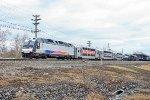 NJT 4526 on train 5512
