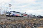 NJT 4526 on train 5517
