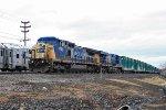 CSX 7733 on Q-703