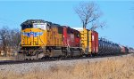 UP 4013, CP's   Tomah   Sub.