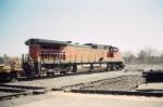 BNSF 4668