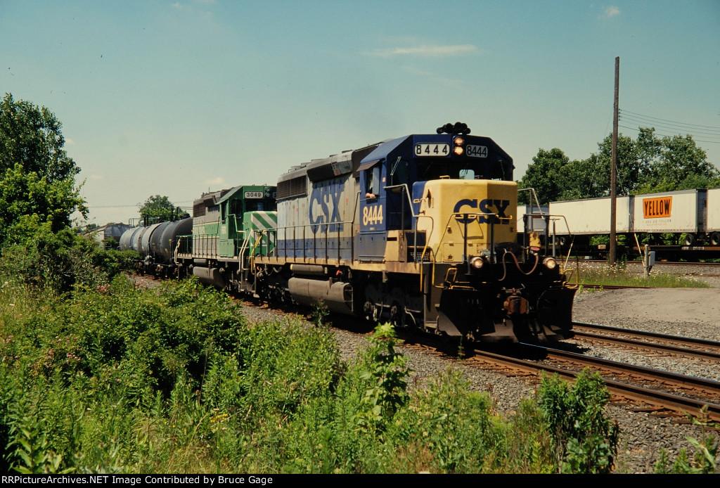 CSX 8444