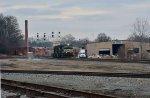 P9Z xtra P99 intermodal transfer to Charlotte yard