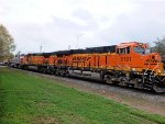 BNSF 8181 West