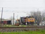 Rock Train DPU