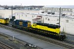 CSX 2700 and NYSW 3016 in the yard