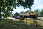 NYSW 3014 delivers a power transformer to Wyckoff NJ