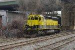 NYSW 3618 in MC Yard