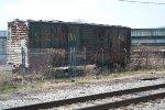 Susie Q box car in Paterson NJ