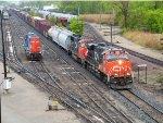 CN 2261, CN 5713, GTW 4905