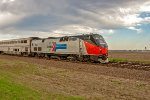 AMTK 156 Powers the Heartland Flyer