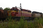 FEC 716 IN SANFORD CSX YARD