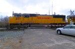 UP 4123 at Columbus, OH