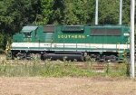 NS 4610 with commemorative Southern paint