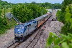 AMTK 53 leads High Iron Travel special