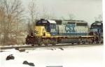 CSX 8091 (ex-FLS-SCL 8091)