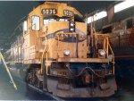 ATSF SD40-2 5036