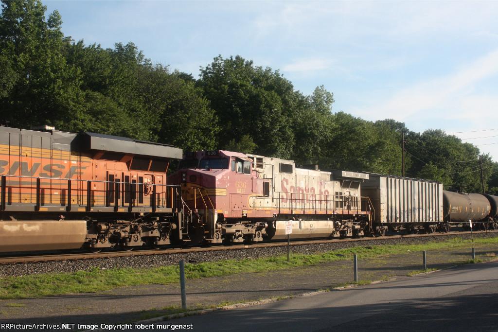 k 688 oil train 7:20 am