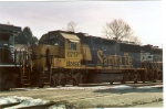 BNSF 8717 (ex-ATSF)