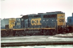 CSX 6225 (ex-B&O) YN3
